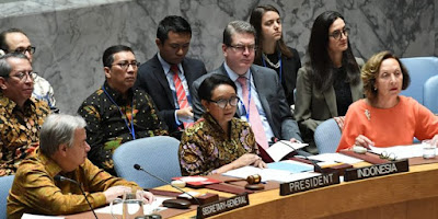 Makalah Peran Indonesia Dalam PBB