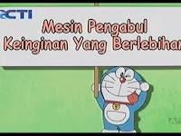 DORAEMON SUBTITLE INDONESIA - MESIN PENGABUL KEINGINAN YANG BERLEBIHAN