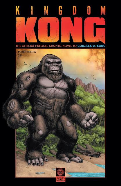 king kong comics