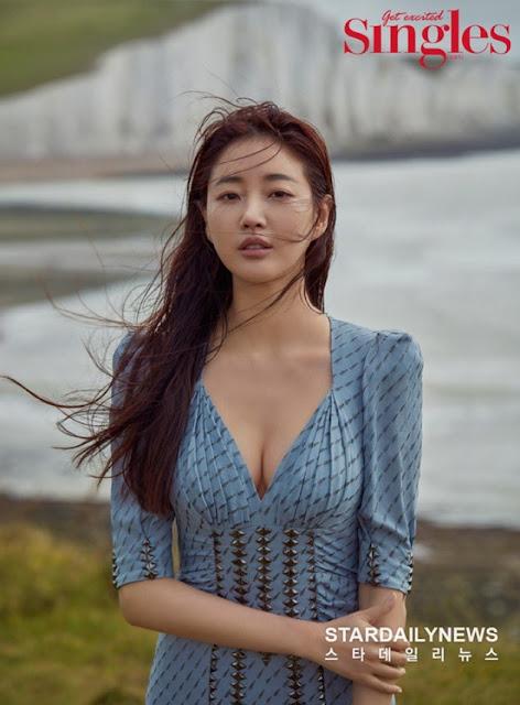 """Hoa hậu """"ngực khủng"""" Kim Sarang: Từ mỹ nhân nổi tiếng với cảnh tắm trần táo bạo tới xì xào bán dâm khiến sự nghiệp lao đao"""