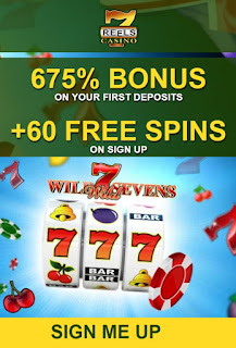 7Reels casino welcome bonus | 675% bonus +60 FS