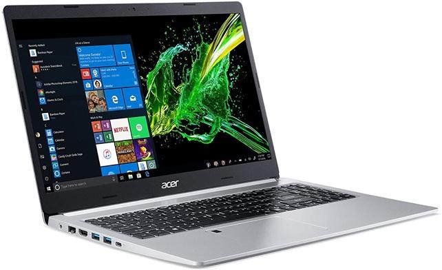 Acer Aspire 5 A515-54-59W2: análisis
