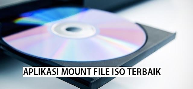 ISO Mounter Image sebagai Virtual Drives