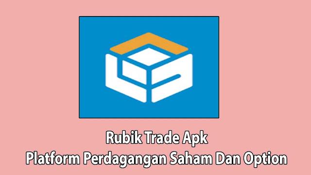 Rubik Trade Apk