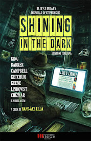 SHINING IN THE DARK da marzo in libreria