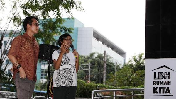 YLBHI: Demokrasi Terancam Gara-gara Buzzer