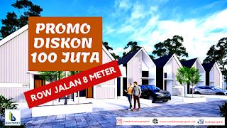 Jual Rumah Dengan Promo Diskon 100 Juta Hanya Untuk 3 Unit Pertama Di Cluster Sayana Jl Eka Nusa Medan Johor Medan