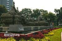 patung arjuna wijaya
