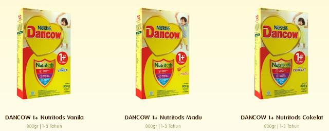 Dancow 1+ Nutritods