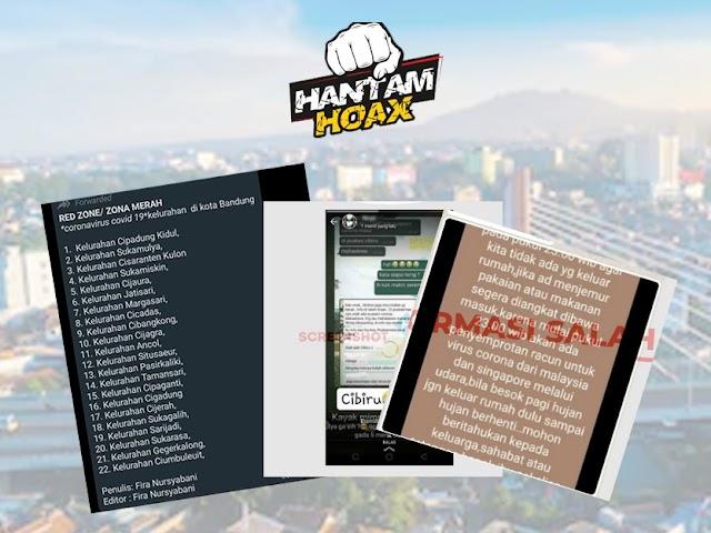 Update Hoaks Terbaru Seputar Covid-19 yang Beredar di Bandung, Cek Faktanya!