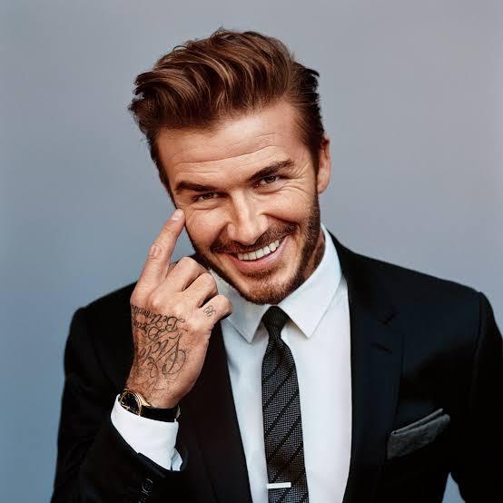 Richest Football Players - David Beckham