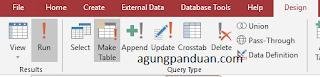 Make Table Query Acces