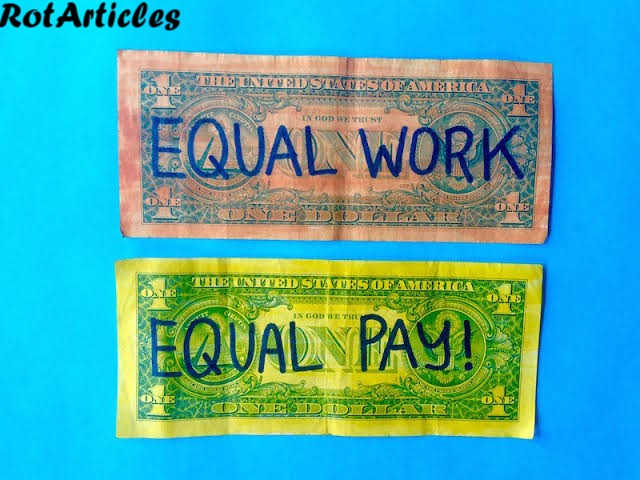 International Day of Equal Pay