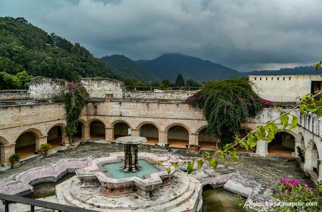 Convento de La Merced, Antigua, Guatemala
