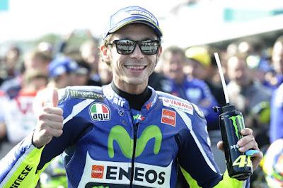 Demi Podium, Rossi Siap Guncang Sepang Pekan Ini
