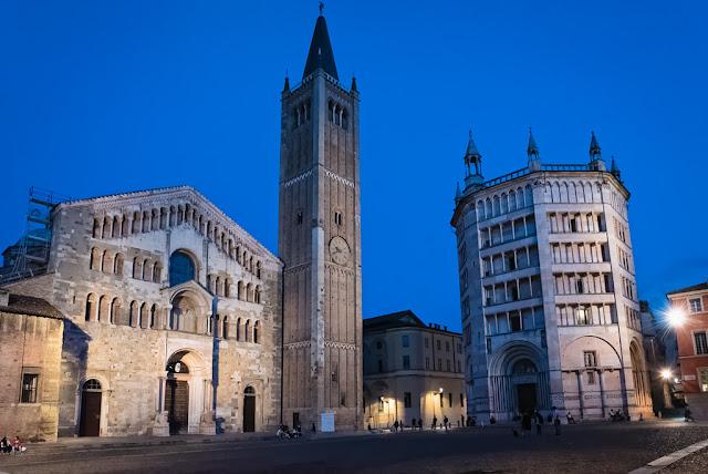 cattedrale-battistero-Santa Maria Assunta-Parma