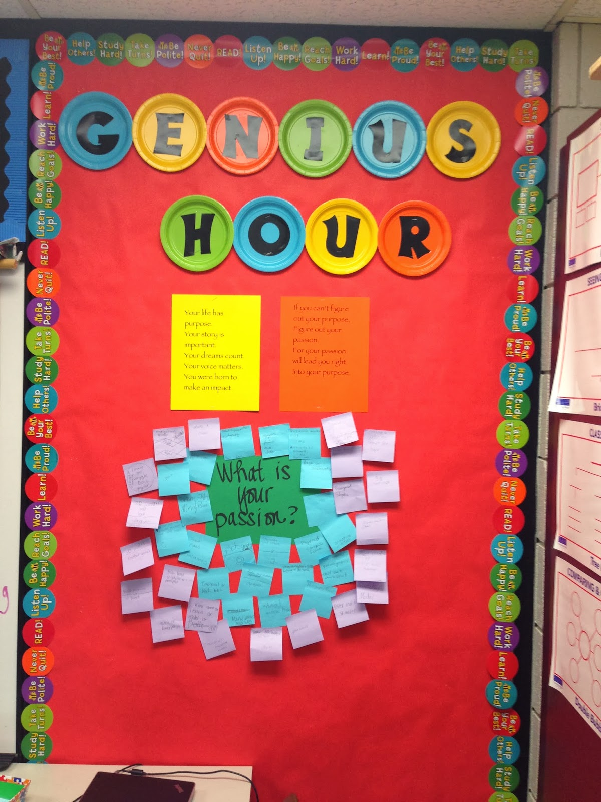 Reflections Of An Intentional Teacher Genius Hour Is