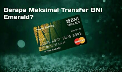 limit transfer bni emerald