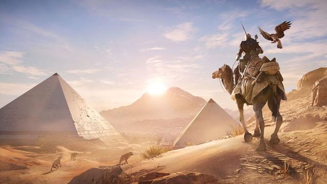 Imagem do Assassin's Creed: Origins