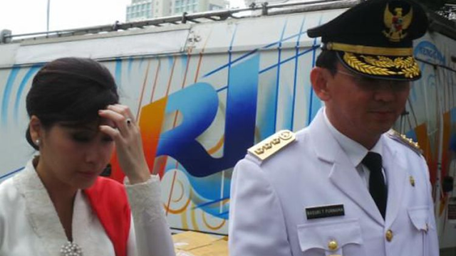 Kabar TerHEBOH..!! Ahok Gugat Cerai Veronica Tan, Netizen Sempat Tak Percaya..