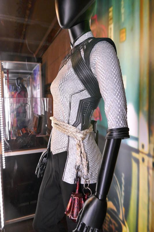 Shang-Chi Ten Rings Xialing costume detail