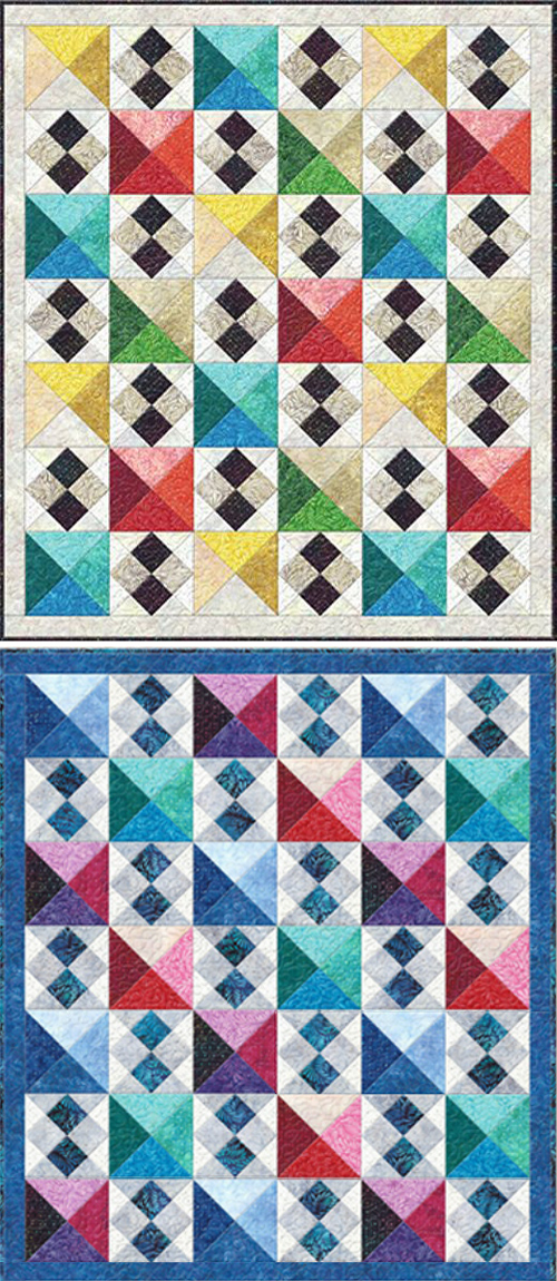 Staccato - Free Quilt Pattern