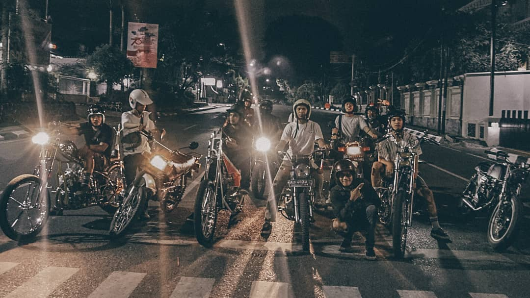 klub motor klasik honda c70 cb