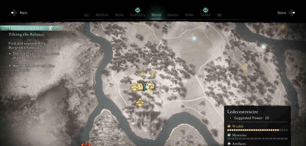 Ingot 26 Map 2