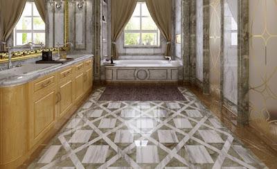 Motif Terbaru Lantai Granit Dengan Tampilan Stylish Modern 3