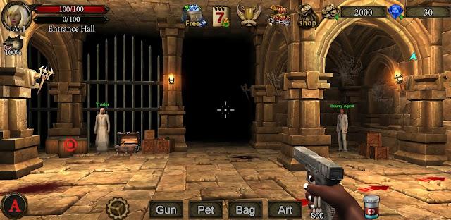 تحميل لعبة Dungeon shooter مهكره للاندرويد