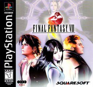 Download  Final Fantasy VIII - Torrent (Ps1)