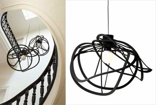 vision d co by sofia chez ligne roset la suspension bloom. Black Bedroom Furniture Sets. Home Design Ideas