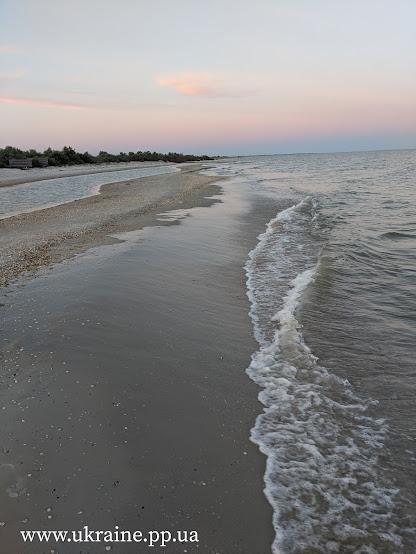Джарылгач пляж