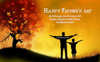 Happy father day wishesh image with quotes