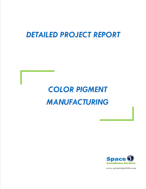 Project Report on Color Pigment Manufacturing