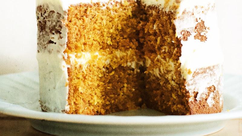 Gâteau aux carottes - le VRAI meilleur!