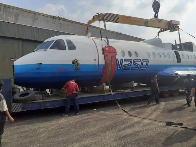 Nasib Pesawat N250 Karya BJ Habibie: Jadi Besi Tua dan Berakhir di Museum