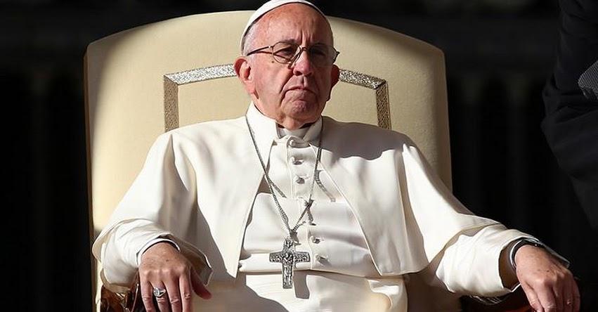 El papa Francisco perdona a religiosos culpables de abusos sexuales