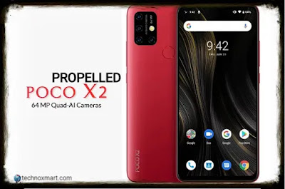 Poco X2 Propelled in India With Quad Rear Cameras, 120Hz Display: Cost, Specs, More