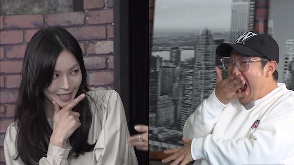 金素妍表情超多獲稱「反應女王」