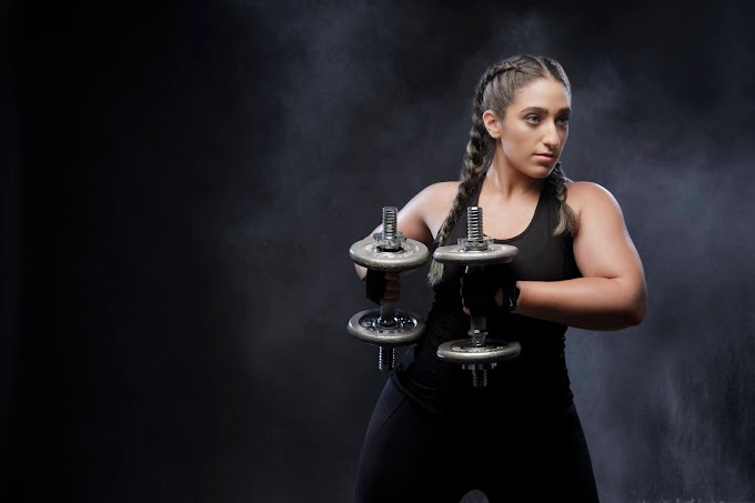 4 Myths about Women and Muscle Training