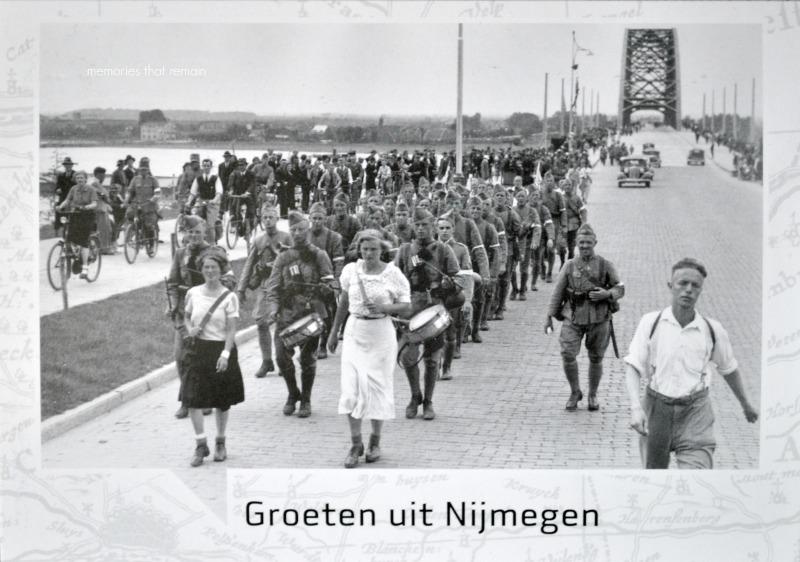 Nijmegen marsz żołnierzy