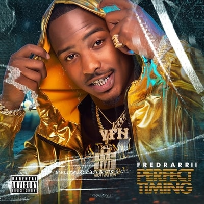 FredRarrii - Perfect Timing (2020) - Album Download, Itunes Cover, Official Cover, Album CD Cover Art, Tracklist, 320KBPS, Zip album