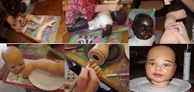 faire une poupée reborn