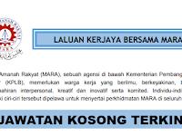 Kekosongan Terkini di Majlis Amanah Rakyat (MARA)