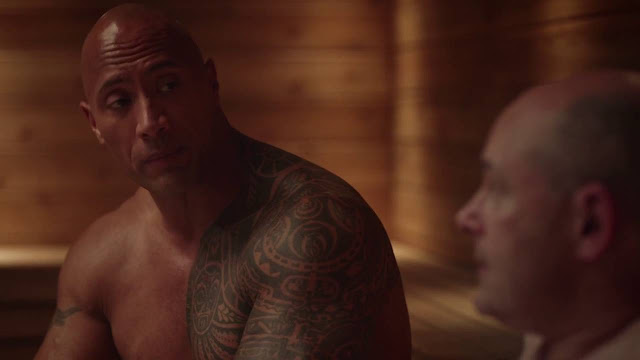 'Ballers' (Temporada 5): The Rock se desnuda para la HBO
