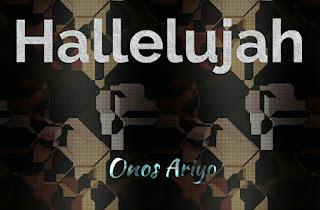 Tonic solfa of Hallelujah by Onos Chord progression of Hallelujah by Onos