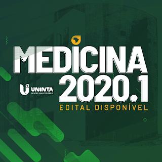 Resultado de imagem para Medicina: UNINTA divulga processo seletivo para 2020.1