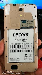 Lecom 8500 Super Flash File SP7731CEA CM2 Read Pac File