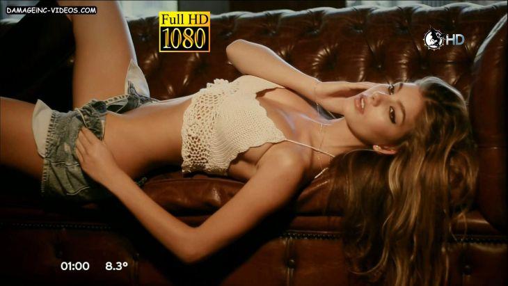 Argentina Model Camila Morrone sexy underboob shot Damageinc videos HD
